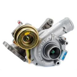 Восстановленная турбина для Citroen Xsara 2.0 HDi  BorgWarner 53039880057