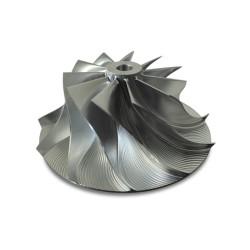 Крыльчатка на турбину для Peugeot 206 2.0 HDi BorgWarner 53039880057