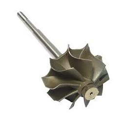 Вал турбины для Opel Zafira 2.0 DTI Garrett 454216-5003S