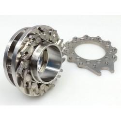 Геометрия турбины для Volkswagen Bora 1.9 TDI BorgWarner 54399880018