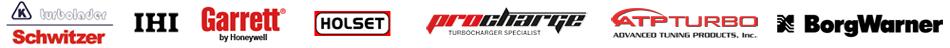 логотипы производителей турбокомпрессоров