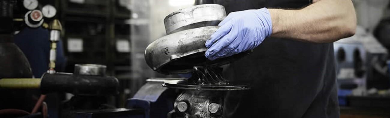 Срочный ремонт грузовых турбин, в течении нескольких часов. Гарантия!