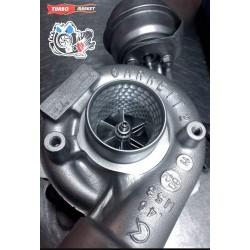 Восстановленная турбина для Audi A4, A6, A8, AllRoad 2.5L  Garrett